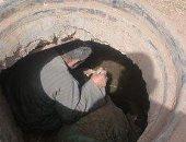 رئيس مدينة أشمون يطلق حملات إزالة وتطهير غرف الصرف لاستقبال الشتاء