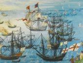 شاهد.. بريطانيا توقف بيع لوحة نادرة تصور هزيمة إسبانيا.. تعرف على التفاصيل