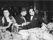 من ذاكرة التاريخ.. شاهد أبرز ضيوف الملك فاروق الأول فى حفل عيد ميلاده