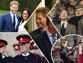 بعد بلوغه الـ33 عاما.. تعرف على أهم المواقف بحياة الأمير هارى × 20 صورة