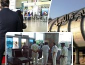 استعدادات مكثفة بمطار القاهرة لاستقبال أى وفود تشارك فى جنازة مبارك