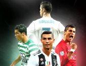 فيديو.. رونالدو يصل للهدف 400 فى الدوريات الأوروبية بعد ثنائية ساسولو