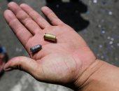صور.. إصابة اثنين بالرصاص خلال فض مظاهرة ضد الرئيس أورتيجا فى نيكاراجوا
