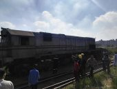 ننشر أسماء المصابين فى حادث خروج قطار عن القضبان بالمنوفية