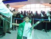 رئيس الإمارت ومحمد بن زايد يهنئون الملك سلمان باليوم الوطنى الـ 89
