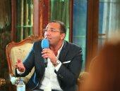 خالد صلاح: تأثر صناع الكلمة بالسوشيال ميديا أصاب المهنة بالانحطاط