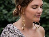 بالحلقات والسلاسل الضخمة.. أبرز إطلالات المجوهرات فى أسبوع الموضة بنيويورك