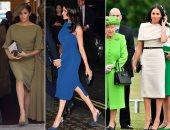 هل تنحاز ميجان ماركل لأصلها الأمريكى على حساب الأزياء البريطانية؟