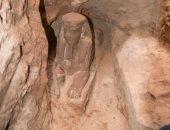 """اكتشاف تمثال لـ"""" أبو الهول """" فى معبد كوم أمبو بأسوان"""