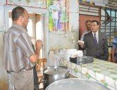 صور.. نائب رئيس جامعة أسيوط يتفقد المدن الجامعية ويتأكد من جودة الأطعمة