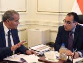 صور.. رئيس الوزراء يلتقى اليوم وزير التموين لمتابعة المناطق اللوجستية