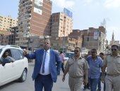 تنظيم مرورى للشوارع المزدحمة بكفر الشيخ ونقل مواقف القاهرة وطنطا