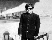 """برنس من يومه.. صورة نادرة لـ""""عمرو دياب"""" فى سن الطفولة"""