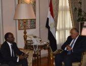 وزير الخارجية يؤكد دعم مصر لمنظمة التعاون الإسلامى وكافة أجهزتها الفرعية