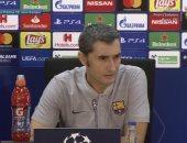 فالفيردى: أخشى مفاجآت ليجانيس ضد برشلونة.. ومودريتش ليس الأفضل