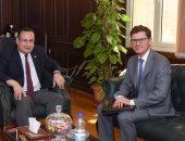 صور.. محافظ الإسكندرية يستقبل قنصل عام إسبانيا لبحث سبل توطيد العلاقات