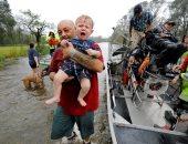 إعصار فلورنس يثير الذعر بين سكان ولاية نورث كارولينا بأمريكا