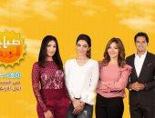 حلقة خاصة عن إنجازات مصر خلال الفترة الماضية فى صباح الورد بقناة ten