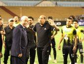 إيقاف علاء نبيل مباراتين وعلى جبر مباراة واحدة