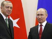 بوتين وأردوغان يبحثان الانسحاب الأمريكى من سوريا الأسبوع المقبل