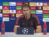 أخبار ريال مدريد اليوم عن إشادة لوبيتيجى بلاعبيه قبل لقاء روما غدا