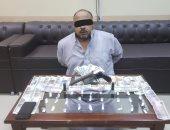 ضبط أسلحة نارية ومواد مخدرة بكفر الشيخ.. و37 طن دقيق مدعم بالفيوم