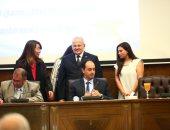 فيديو وصور.. بروتوكول تعاون بين صندوق الإدمان وجامعة القاهرة لتشجيع للطلاب على التطوع