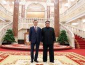 رئيس كوريا الجنوبية يختتم زيارة تاريخية للجارة الشمالية