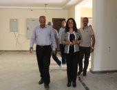 محافظ دمياط تتابع أعمال الإنشاءات بمدارس النيل