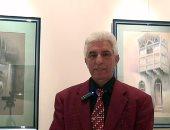 """افتتاح معرض """"إضاءات عربية"""" لـ العراقى دهام بدر بـ دار الأوبرا.. 23 سبتمبر"""