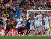 فيديو.. برشلونة يتقدم على ايندهوفن 0/1.. وشوط سلبى بين توتنهام والإنتر