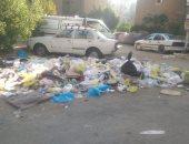 قارئ يشكو من تحول زهراء مدينة نصر لمقالب قمامة