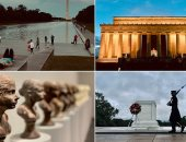 مصور البيت الأبيض يتلقط أول 10 صور بهاتف iPhone XS الجديد