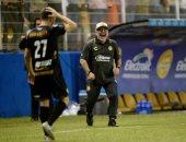 مارادونا يبدأ مشواره فى المكسيك بالفوز 4 -1.. فيديو