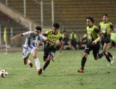 """اتحاد الكرة للمقاولون: يجوز إقامة أى مباراة رسمية فى الدورى بـ""""حكم واحد"""""""