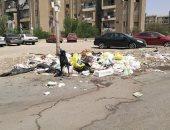 قارئ يشكو انتشار القمامة بشوارع زهراء مدينة نصر