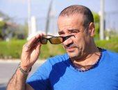 """أول صورة لمحمد سعد من فيلمه """"محمد حسين"""".. يجسد شخصية سائق تاكسي"""