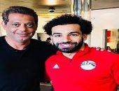 """الحاج ضيوف لـ"""" تايم سبورت """" : مصر هى"""" برازيل أفريقيا """".. و رمزى من أفضل مدافعي العالم"""