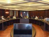 صور.. محافظ الإسكندرية يستقبل وفدا من جامعة الدول العربية