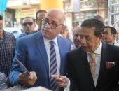 نائب محافظ القاهرة يفتتح معرض مستلزمات المدارس فى بولاق أبو العلا