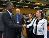"""""""البيئة"""" تؤكد رغبة مصر فى مشاركة دول أفريقيا وضع خطط لحماية الموارد الطبيعية"""