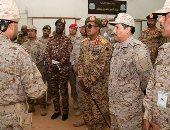 اختتام التمرين العسكرى (الحزم1) بين القوات البرية السعودية والسودانية