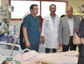 """إجراء 150 عملية """"قلب أطفال"""" بمستشفى كفر الشيخ الجامعى"""