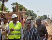 محافظ أسوان: تنفيذ 50% من مشروع مستشفى إدفو بتكلفة 330 مليون جنيه