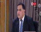 أشرف رسلان: نسعى لرفع وسائل الأمان فى القطارات لـ100% (فيديو)