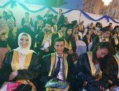 محافظ الإسكندرية للخريجين:من لديه الفكر لرؤى قابلة للتنفيذ فليتعاون معنا (فيديو)