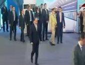 بث مباشر لافتتاح الرئيس السيسى عددا من المشروعات التنموية بالمنوفية