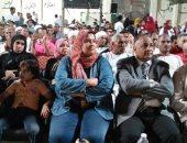 مركز شباب المريس بالأقصر يشهد حفل مبادرة إصلاح فصول التقوية لعام 2018