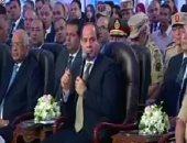 الرئيس السيسي: فيروس سى فتك بالمصريين خلال الـ40 عامًا الماضية