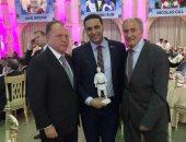 الاوليمبية الدولية تكرم بطل الجودو في حضور حسن مصطفى